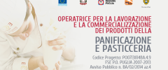 CORSO GRATUITO DI PANIFICAZIONE E PASTICCERIA