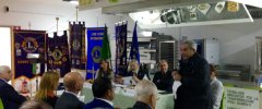 I Lions Clubs Zona 12 si incontrano ad Alberobello