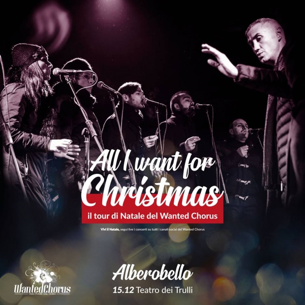 wanted chorus alberobello 15 12 2018