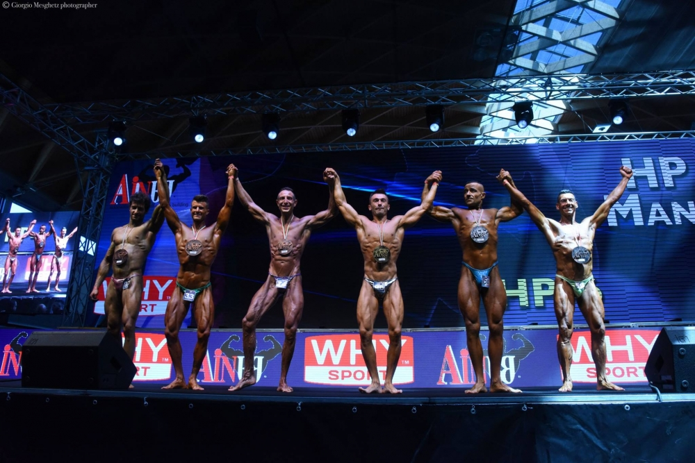 cosimo ignazzi campione italiano 2017 natural body building 2