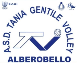 logo tania volley