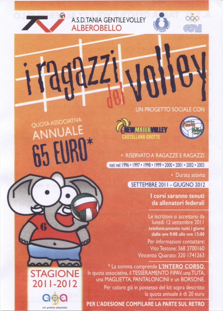 tania volley 2011